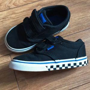 Boys Vans Shoes